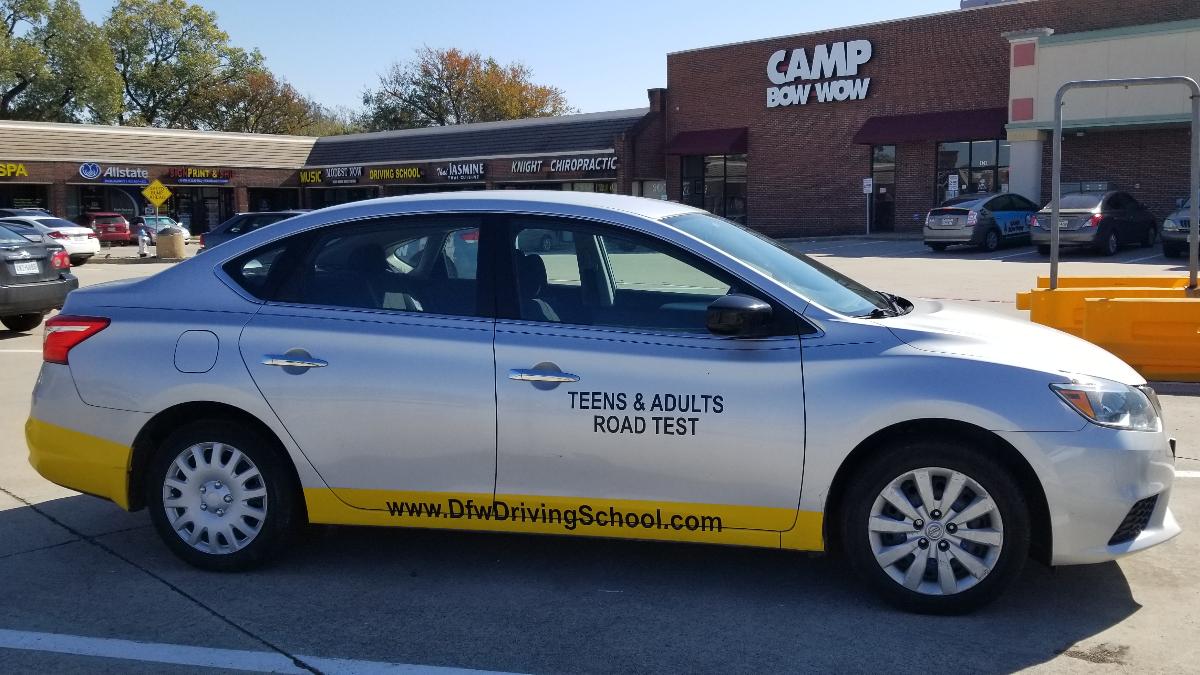 DFW Driving School - 2050 Spring Creek Pkwy, Plano, TX 75023, USA