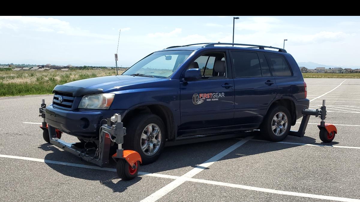 First Gear Driving Academy