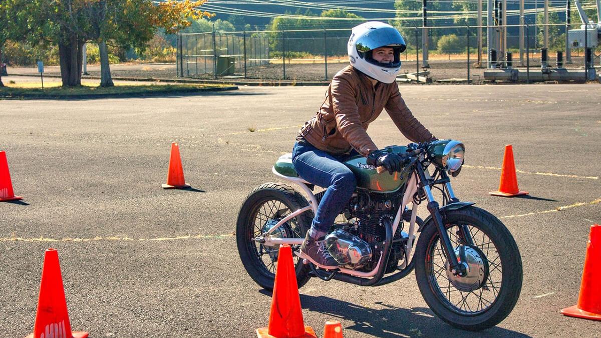 - St. Charles Park Ranger Division Motorcycle Training